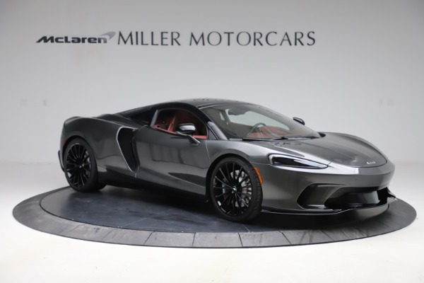 New 2020 McLaren GT Coupe for sale $247,275 at Alfa Romeo of Greenwich in Greenwich CT 06830 9