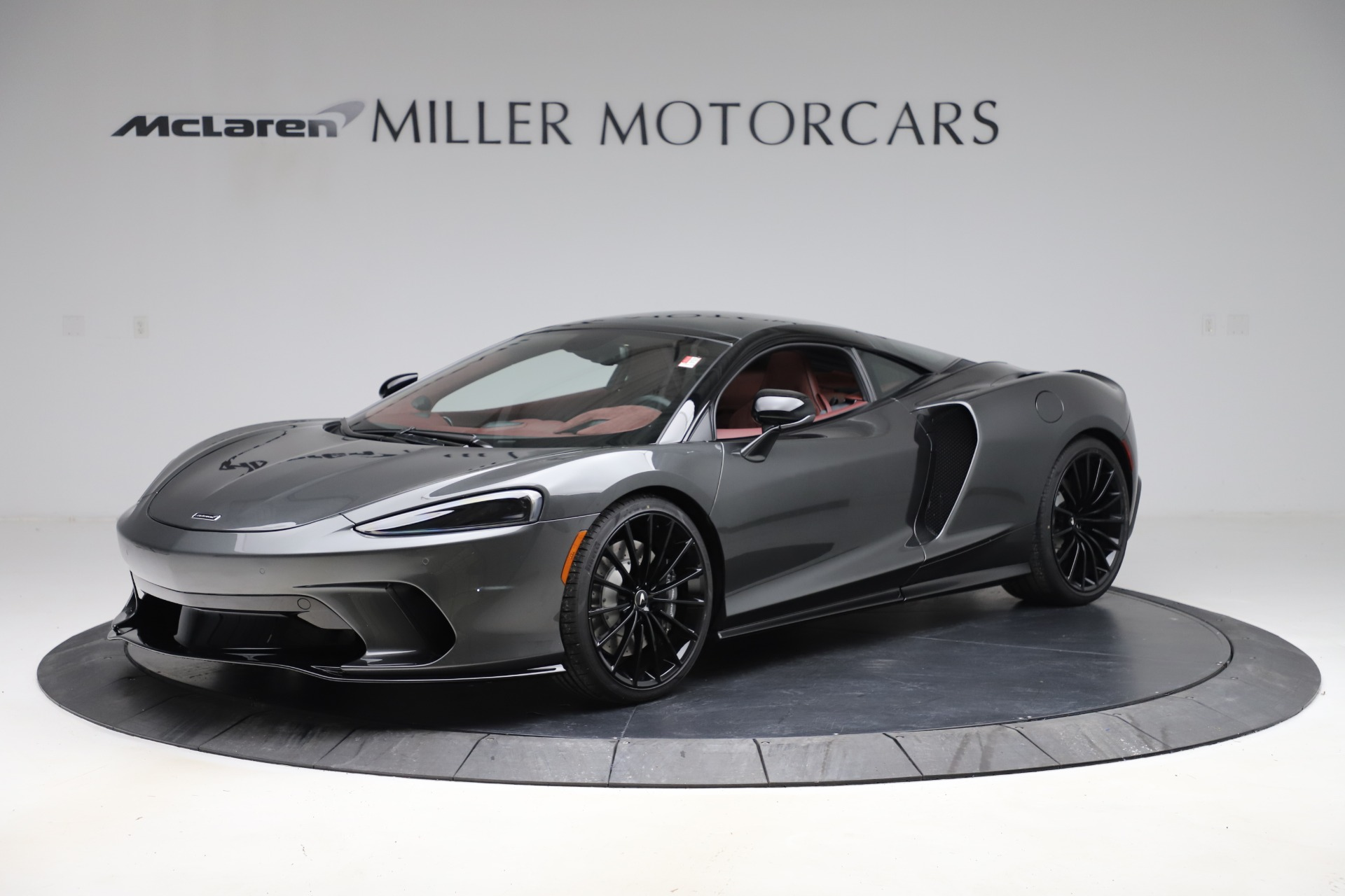 New 2020 McLaren GT Coupe for sale $247,275 at Alfa Romeo of Greenwich in Greenwich CT 06830 1