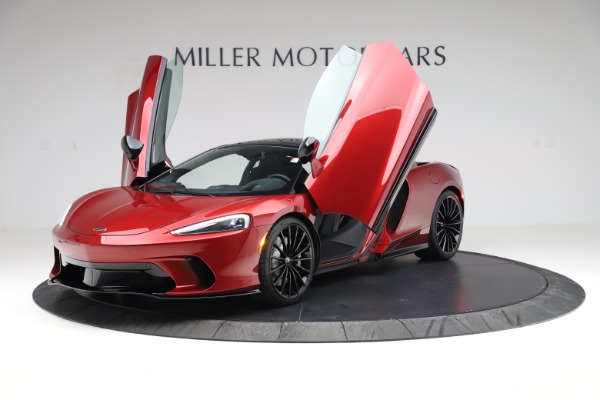 New 2020 McLaren GT Coupe for sale $249,275 at Alfa Romeo of Greenwich in Greenwich CT 06830 10