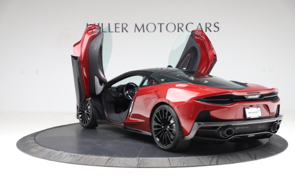 New 2020 McLaren GT Coupe for sale $249,275 at Alfa Romeo of Greenwich in Greenwich CT 06830 11