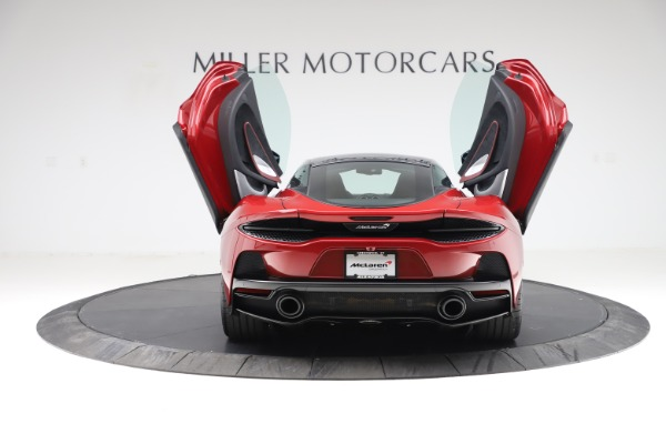 New 2020 McLaren GT Coupe for sale $249,275 at Alfa Romeo of Greenwich in Greenwich CT 06830 12