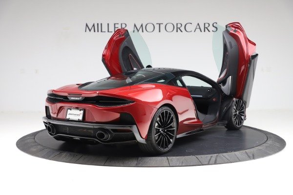 New 2020 McLaren GT Pioneer for sale $249,275 at Alfa Romeo of Greenwich in Greenwich CT 06830 13