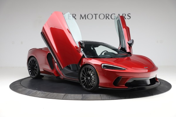 New 2020 McLaren GT Coupe for sale $249,275 at Alfa Romeo of Greenwich in Greenwich CT 06830 14