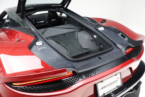 New 2020 McLaren GT Coupe for sale $249,275 at Alfa Romeo of Greenwich in Greenwich CT 06830 16