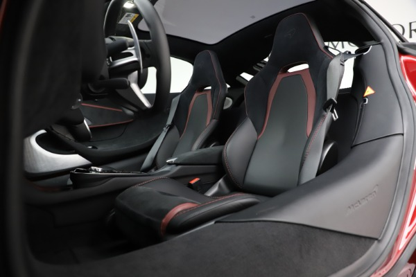 New 2020 McLaren GT Coupe for sale $249,275 at Alfa Romeo of Greenwich in Greenwich CT 06830 19