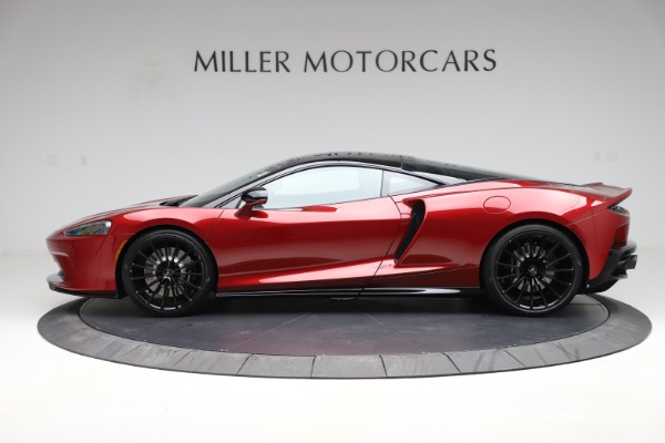 New 2020 McLaren GT Coupe for sale $249,275 at Alfa Romeo of Greenwich in Greenwich CT 06830 2