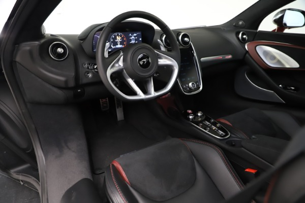 New 2020 McLaren GT Pioneer for sale $249,275 at Alfa Romeo of Greenwich in Greenwich CT 06830 21