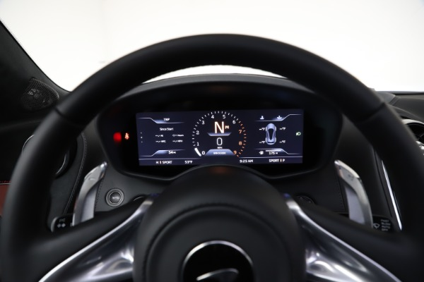 New 2020 McLaren GT Coupe for sale $249,275 at Alfa Romeo of Greenwich in Greenwich CT 06830 22