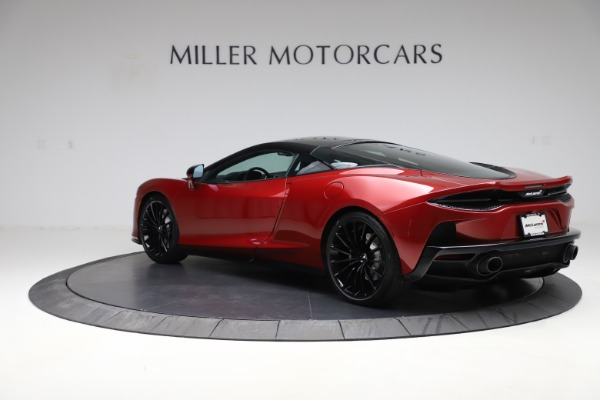 New 2020 McLaren GT Coupe for sale $249,275 at Alfa Romeo of Greenwich in Greenwich CT 06830 3