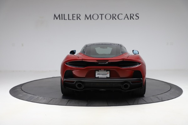 New 2020 McLaren GT Coupe for sale $249,275 at Alfa Romeo of Greenwich in Greenwich CT 06830 4
