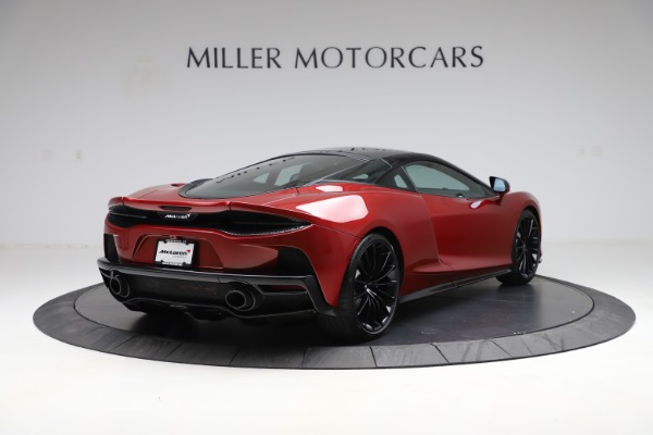 New 2020 McLaren GT Coupe for sale $249,275 at Alfa Romeo of Greenwich in Greenwich CT 06830 5