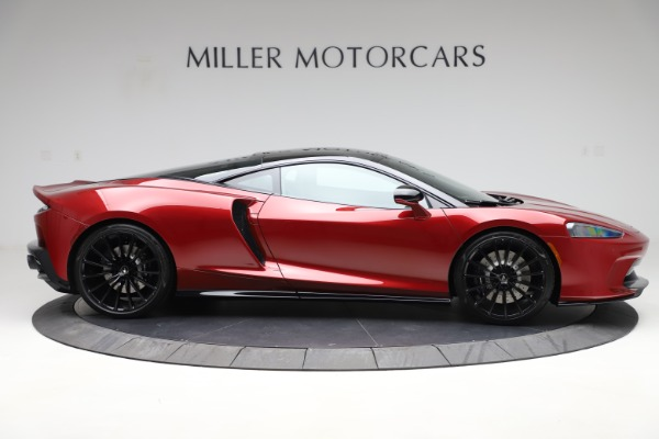 New 2020 McLaren GT Coupe for sale $249,275 at Alfa Romeo of Greenwich in Greenwich CT 06830 6