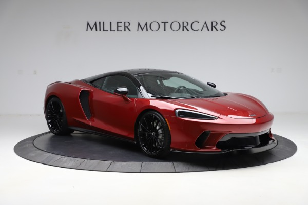 New 2020 McLaren GT Coupe for sale $249,275 at Alfa Romeo of Greenwich in Greenwich CT 06830 7