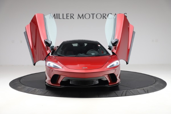 New 2020 McLaren GT Coupe for sale $249,275 at Alfa Romeo of Greenwich in Greenwich CT 06830 9