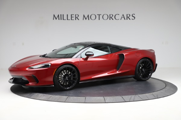 New 2020 McLaren GT Pioneer for sale $249,275 at Alfa Romeo of Greenwich in Greenwich CT 06830 1