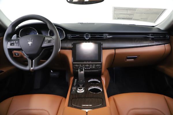 New 2019 Maserati Quattroporte S Q4 for sale $121,065 at Alfa Romeo of Greenwich in Greenwich CT 06830 16