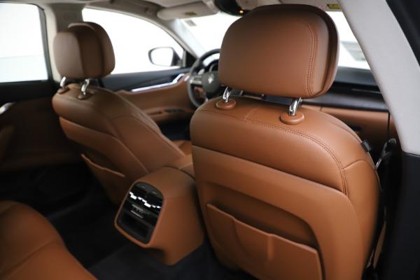 New 2019 Maserati Quattroporte S Q4 for sale $121,065 at Alfa Romeo of Greenwich in Greenwich CT 06830 28