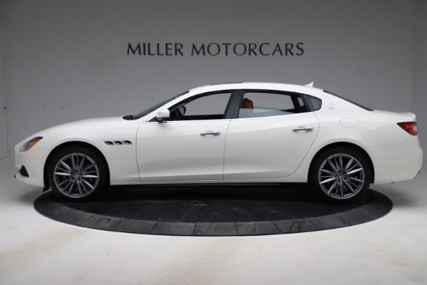 New 2019 Maserati Quattroporte S Q4 for sale $121,065 at Alfa Romeo of Greenwich in Greenwich CT 06830 3