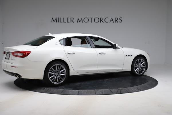 New 2019 Maserati Quattroporte S Q4 for sale $121,065 at Alfa Romeo of Greenwich in Greenwich CT 06830 8