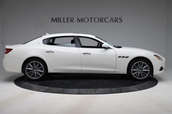 New 2019 Maserati Quattroporte S Q4 for sale $121,065 at Alfa Romeo of Greenwich in Greenwich CT 06830 9