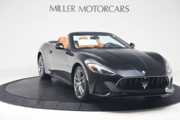 New 2019 Maserati GranTurismo Sport Convertible for sale Sold at Alfa Romeo of Greenwich in Greenwich CT 06830 11