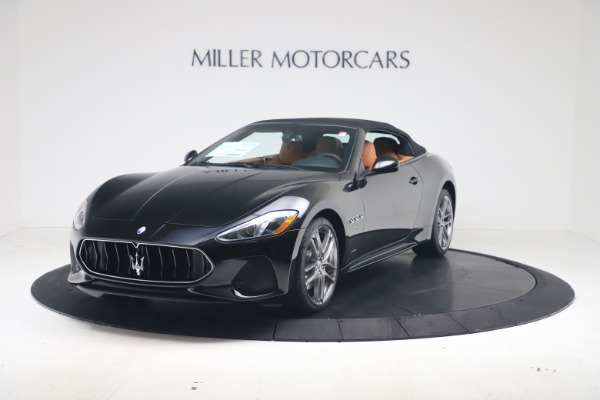 New 2019 Maserati GranTurismo Sport Convertible for sale Sold at Alfa Romeo of Greenwich in Greenwich CT 06830 13