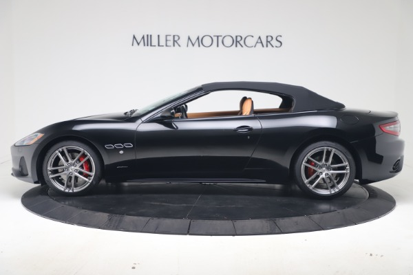 New 2019 Maserati GranTurismo Sport Convertible for sale Sold at Alfa Romeo of Greenwich in Greenwich CT 06830 14