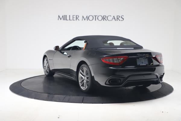 New 2019 Maserati GranTurismo Sport Convertible for sale $161,970 at Alfa Romeo of Greenwich in Greenwich CT 06830 15