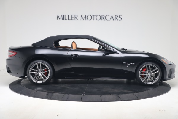 New 2019 Maserati GranTurismo Sport Convertible for sale Sold at Alfa Romeo of Greenwich in Greenwich CT 06830 17
