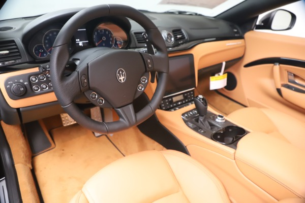 New 2019 Maserati GranTurismo Sport Convertible for sale Sold at Alfa Romeo of Greenwich in Greenwich CT 06830 19