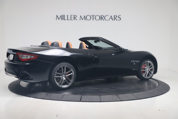 New 2019 Maserati GranTurismo Sport Convertible for sale Sold at Alfa Romeo of Greenwich in Greenwich CT 06830 8