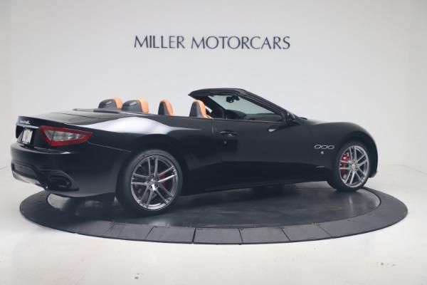 New 2019 Maserati GranTurismo Sport Convertible for sale $161,970 at Alfa Romeo of Greenwich in Greenwich CT 06830 8