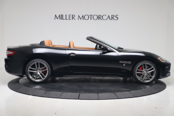 New 2019 Maserati GranTurismo Sport Convertible for sale Sold at Alfa Romeo of Greenwich in Greenwich CT 06830 9