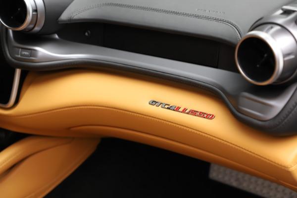 Used 2019 Ferrari GTC4Lusso for sale $249,900 at Alfa Romeo of Greenwich in Greenwich CT 06830 22