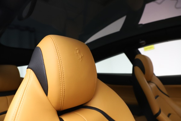 Used 2019 Ferrari GTC4Lusso for sale $249,900 at Alfa Romeo of Greenwich in Greenwich CT 06830 24