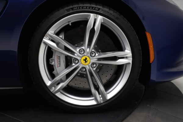 Used 2019 Ferrari GTC4Lusso for sale $249,900 at Alfa Romeo of Greenwich in Greenwich CT 06830 25