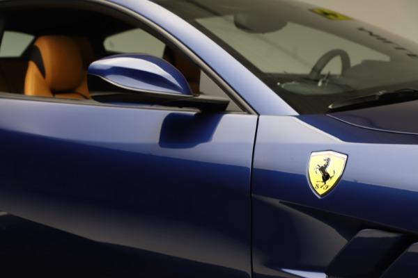 Used 2019 Ferrari GTC4Lusso for sale $249,900 at Alfa Romeo of Greenwich in Greenwich CT 06830 26