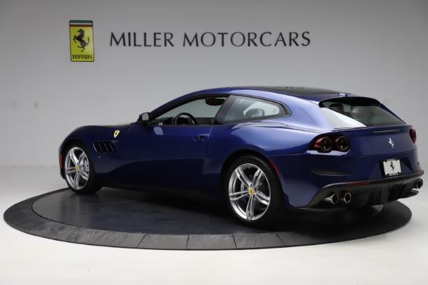 Used 2019 Ferrari GTC4Lusso for sale $249,900 at Alfa Romeo of Greenwich in Greenwich CT 06830 4