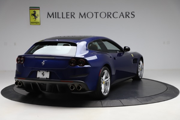 Used 2019 Ferrari GTC4Lusso for sale $249,900 at Alfa Romeo of Greenwich in Greenwich CT 06830 7