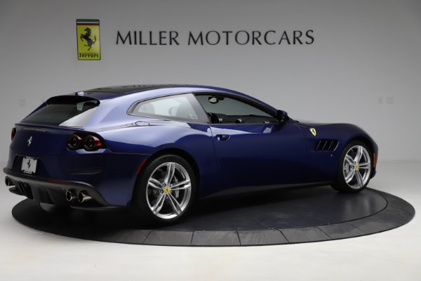 Used 2019 Ferrari GTC4Lusso for sale $249,900 at Alfa Romeo of Greenwich in Greenwich CT 06830 8