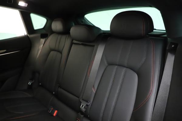 New 2019 Maserati Levante Q4 GranSport for sale Sold at Alfa Romeo of Greenwich in Greenwich CT 06830 20