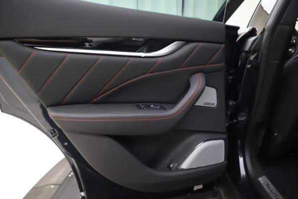 New 2019 Maserati Levante Q4 GranSport for sale Sold at Alfa Romeo of Greenwich in Greenwich CT 06830 21