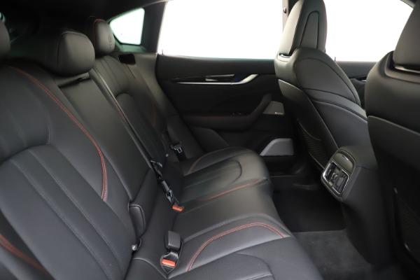 New 2019 Maserati Levante Q4 GranSport for sale Sold at Alfa Romeo of Greenwich in Greenwich CT 06830 27