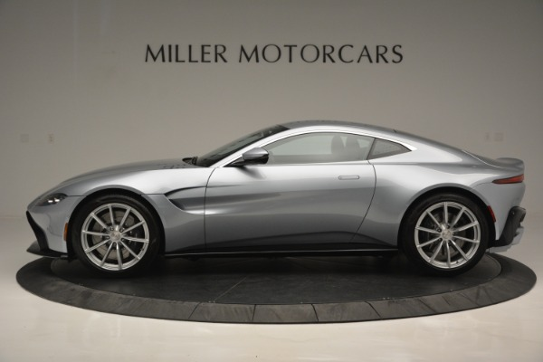 Used 2019 Aston Martin Vantage Coupe for sale $139,900 at Alfa Romeo of Greenwich in Greenwich CT 06830 3