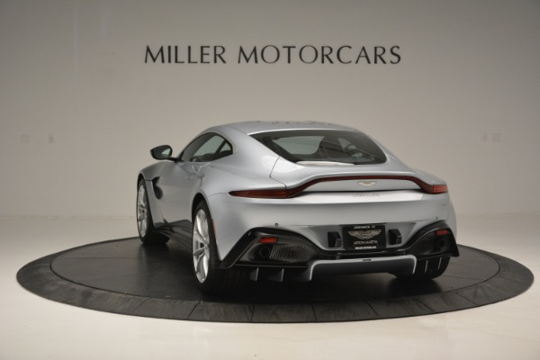 Used 2019 Aston Martin Vantage Coupe for sale $139,900 at Alfa Romeo of Greenwich in Greenwich CT 06830 5
