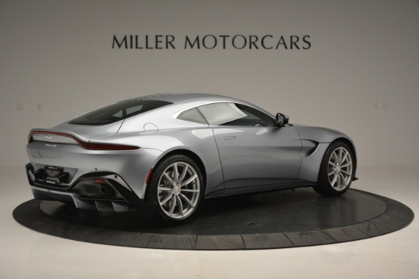 Used 2019 Aston Martin Vantage Coupe for sale $139,900 at Alfa Romeo of Greenwich in Greenwich CT 06830 8