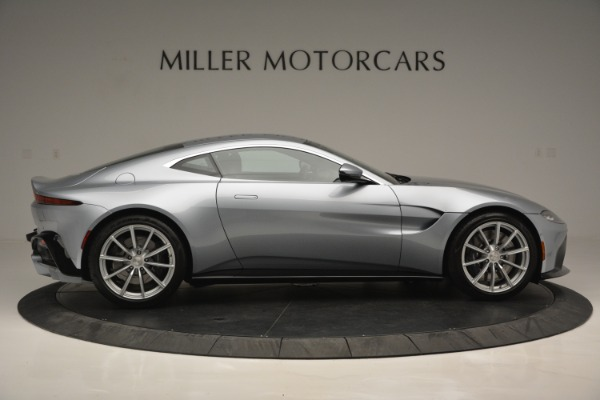 Used 2019 Aston Martin Vantage Coupe for sale $139,900 at Alfa Romeo of Greenwich in Greenwich CT 06830 9