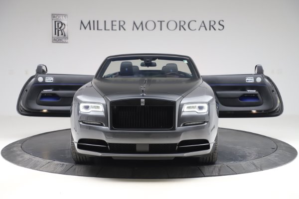 Used 2017 Rolls-Royce Dawn for sale Sold at Alfa Romeo of Greenwich in Greenwich CT 06830 11