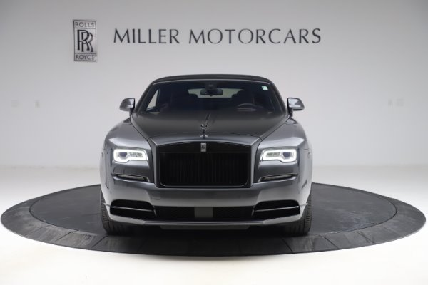 Used 2017 Rolls-Royce Dawn for sale Sold at Alfa Romeo of Greenwich in Greenwich CT 06830 12