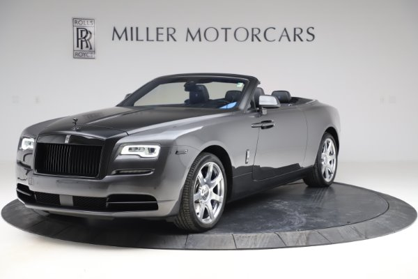Used 2017 Rolls-Royce Dawn for sale Sold at Alfa Romeo of Greenwich in Greenwich CT 06830 2